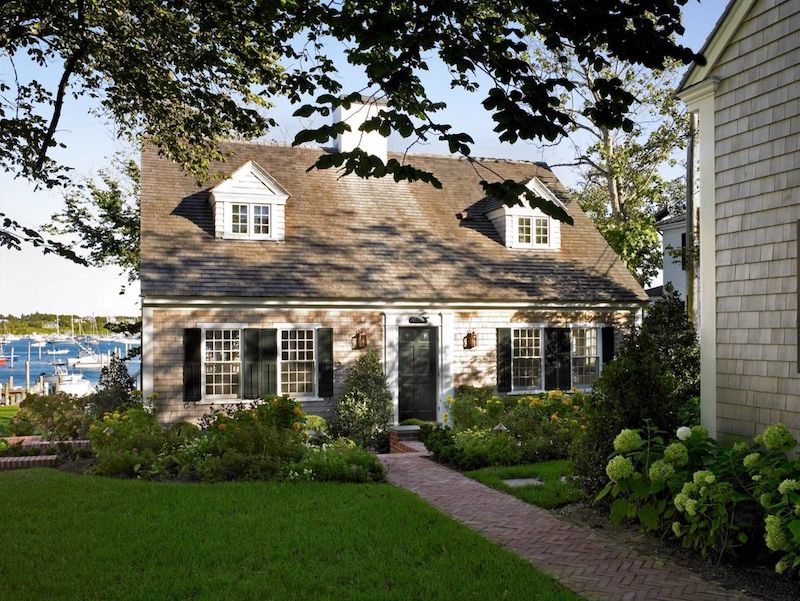 Cape Cod Home Architectural And Interior Style Nazmiyal