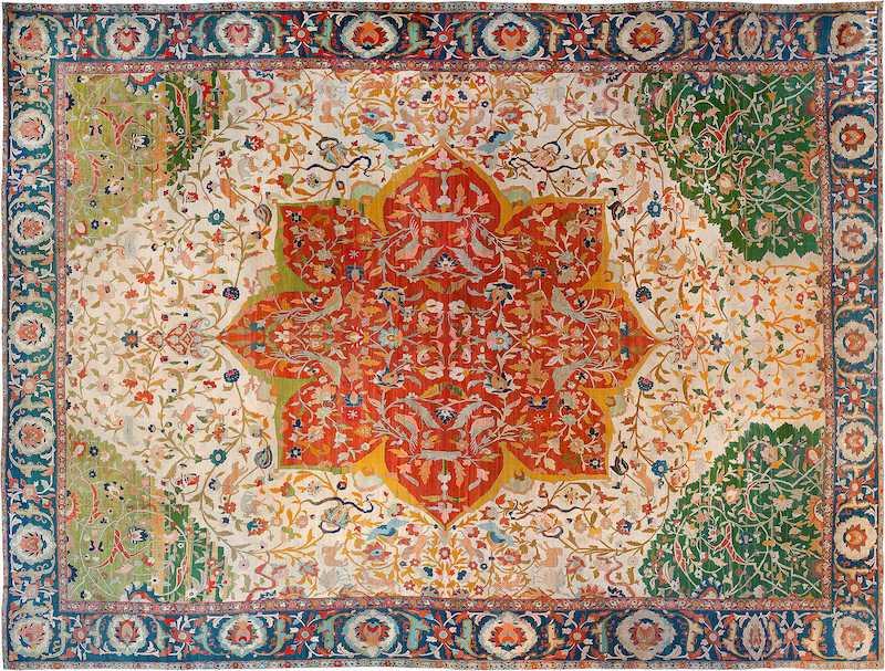 Carpet Museum of Iran | Persian Carpet