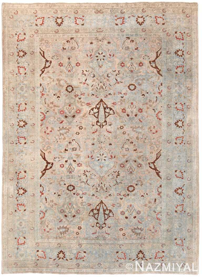 Antique Persian Khorassan Rug 70405 by Nazmiyal NYC