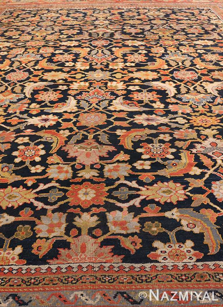 Oversized Antique Persian Ziegler Sultanabad Rug 3325 by Nazmiyal NYC