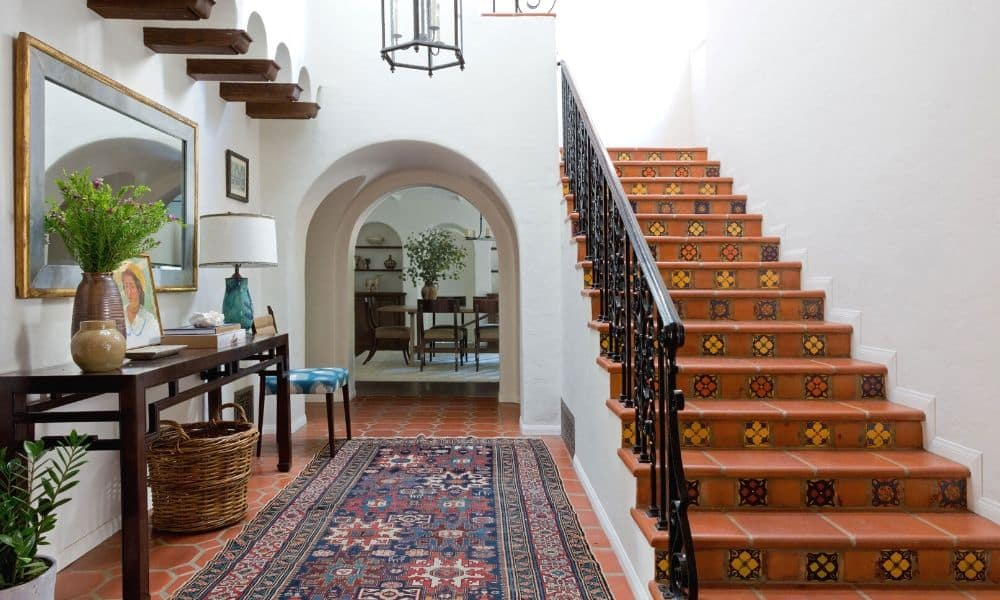 Spanish Colonial Interior Design  Nazmiyal Antique Rugs
