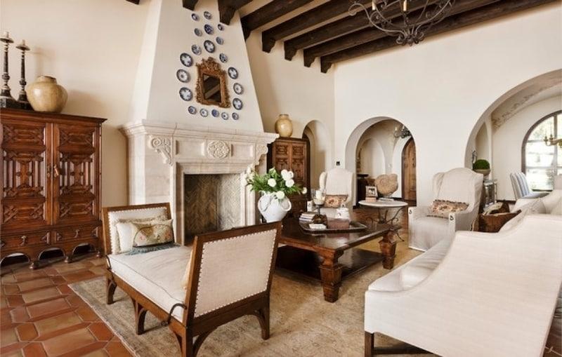 Spanish Colonial Interior Design Nazmiyal Antique Rugs
