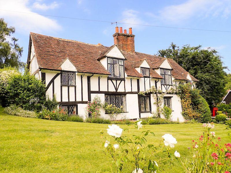 Tudor Style House | Tudor Home Architecture | Nazmiyal