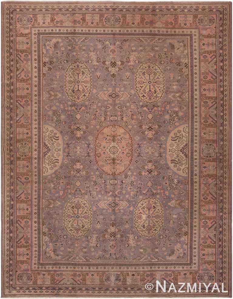 Antique Khotan Rug 2298 by Nazmiyal NYC