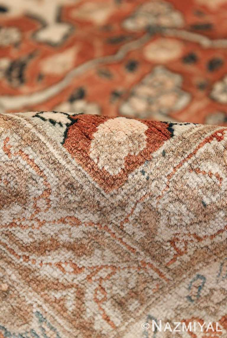 Pile Of Large Persian Ardabil Design Tabriz Antique Rug 50615 by Nazmiyal NYC