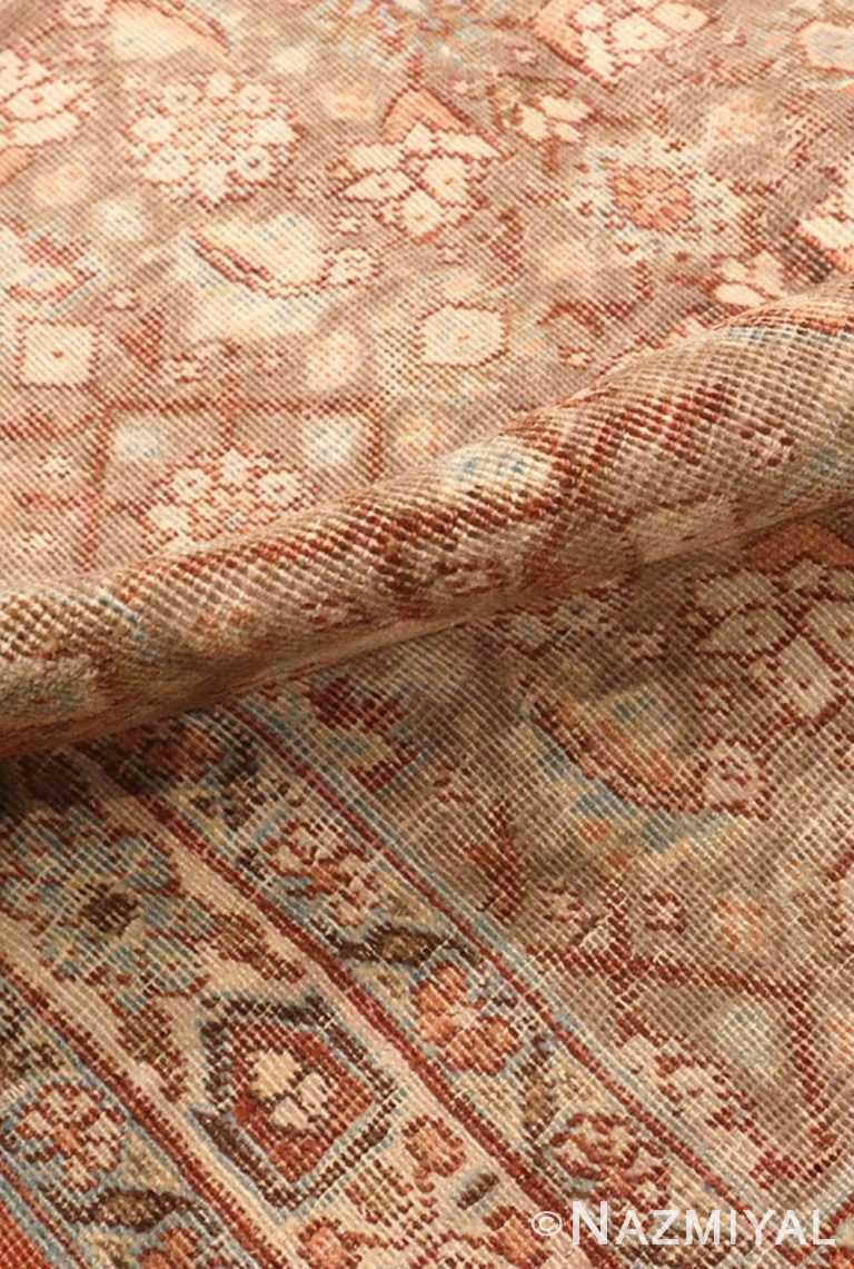 Pile Of Antique Persian Tabriz Rug 50627 Nazmiyal NYC