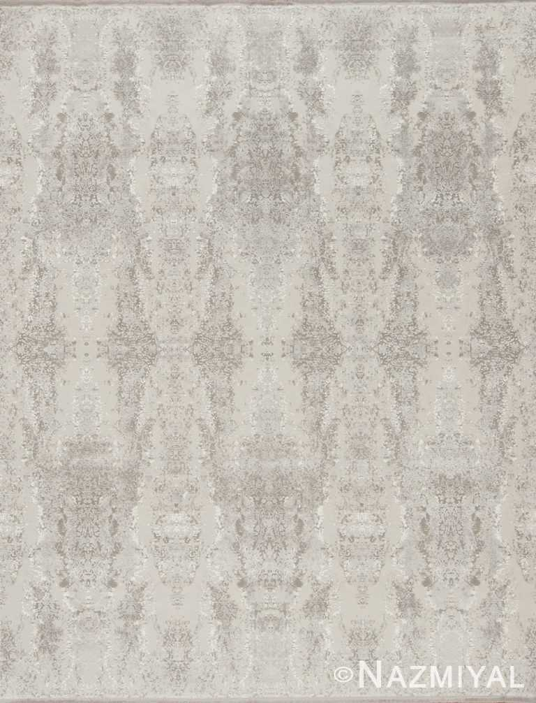 Silver Grey NYC Rug 91022615 by Nazmiyal NYC