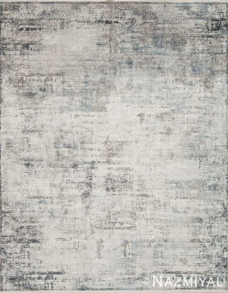 Blue Grey Boutique Rug 94083022 by Nazmiyal NYC