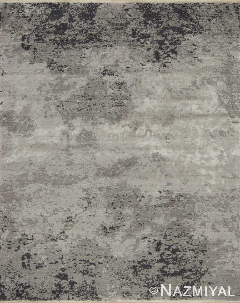 Charcoal Grey Los Angeles Rug 92090269 by Nazmiyal NYC
