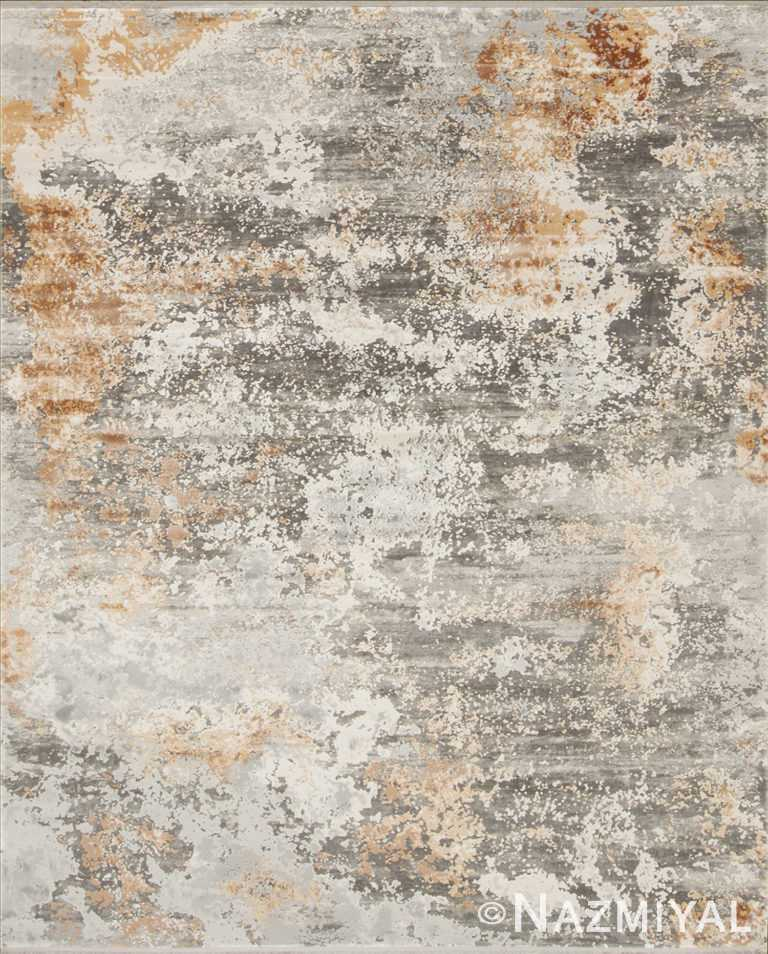 Copper Boutique Rug 94081263 by Nazmiyal NYC