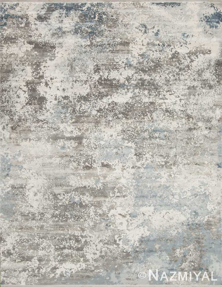 Sky Blue Boutique Rug 94081262 by Nazmiyal NYC