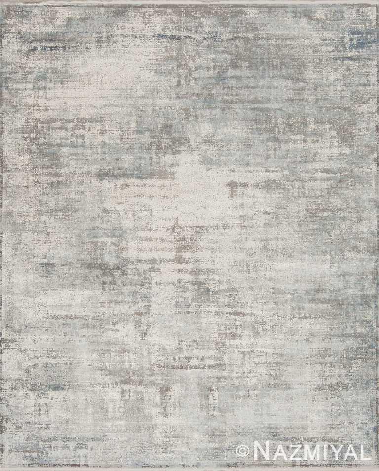 Soft Grey Blue Boutique Rug 94083020 by Nazmiyal NYC