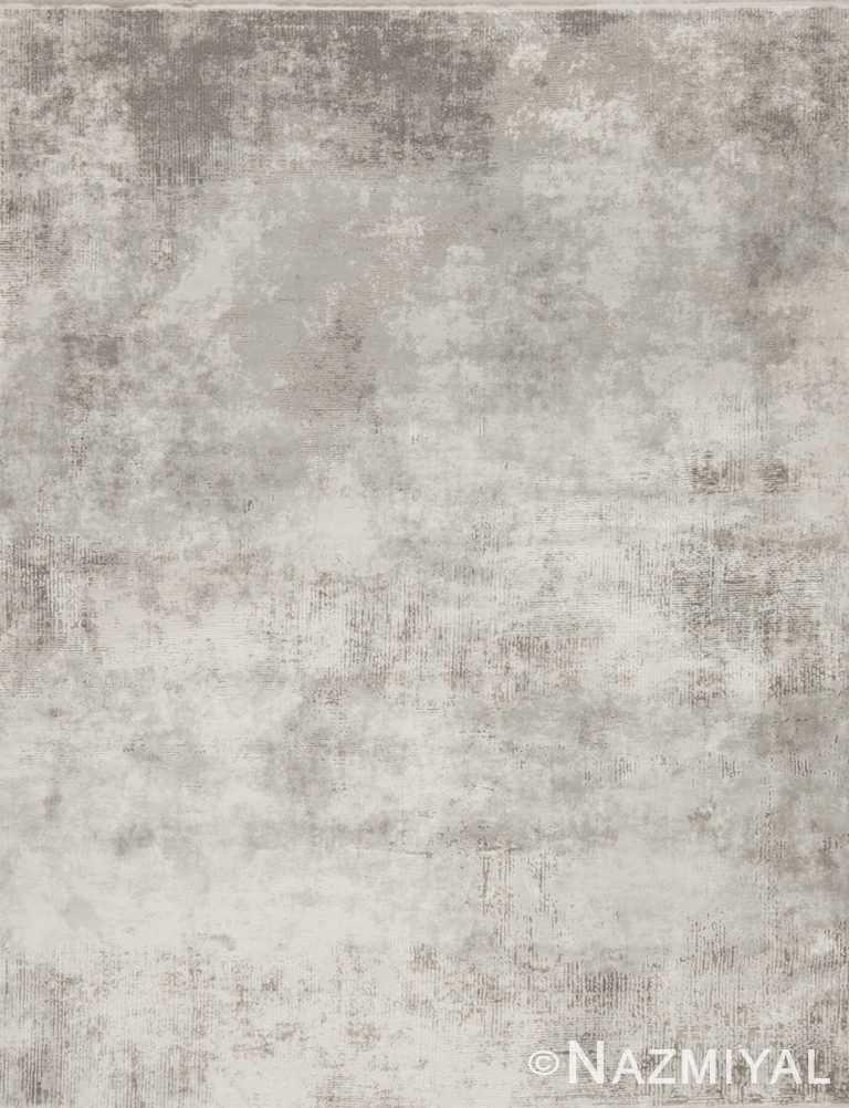 Soft Grey Boutique Rug 94081027 by Nazmiyal NYC
