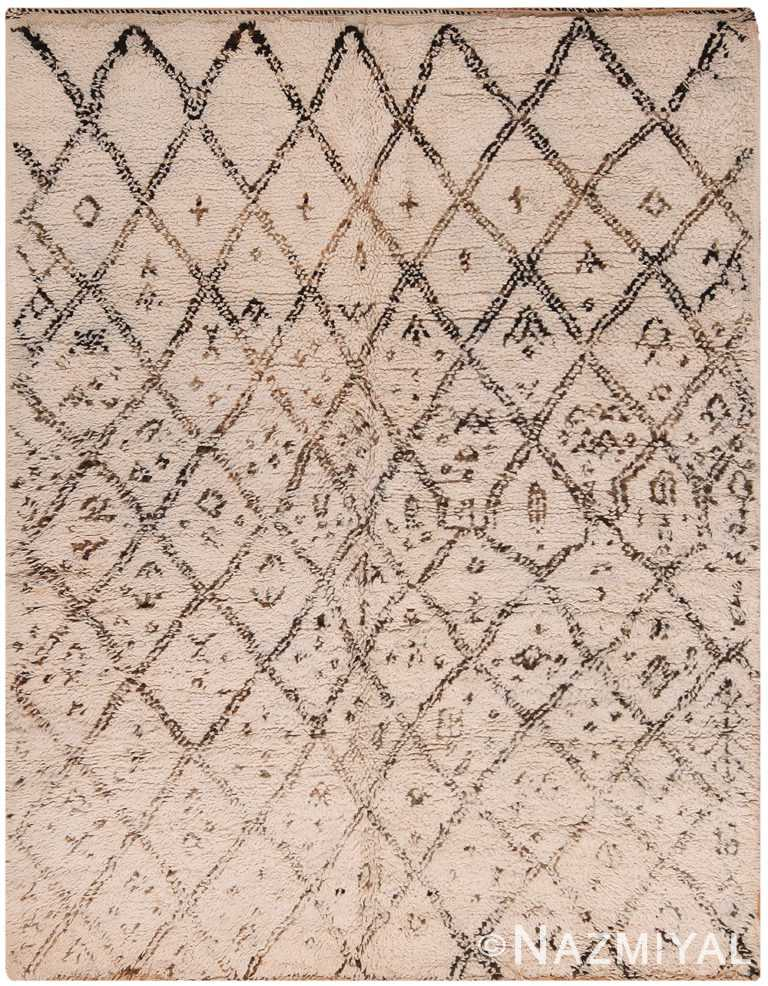Vintage Berber Moroccan Rug 70533 by Nazmiyal NYC