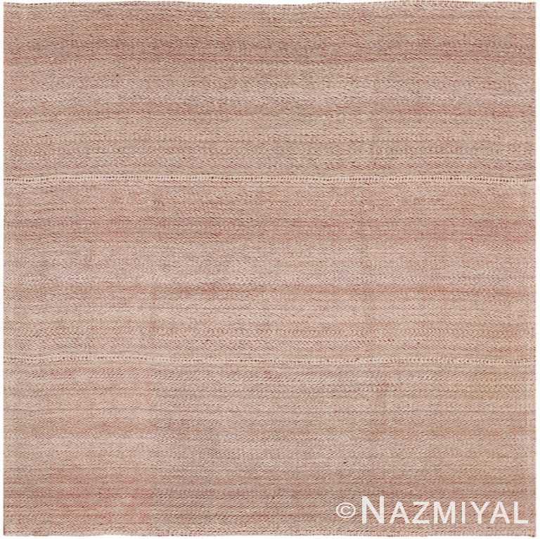 Small Modern Persian Kilim Rug 60089 by Nazmiyal