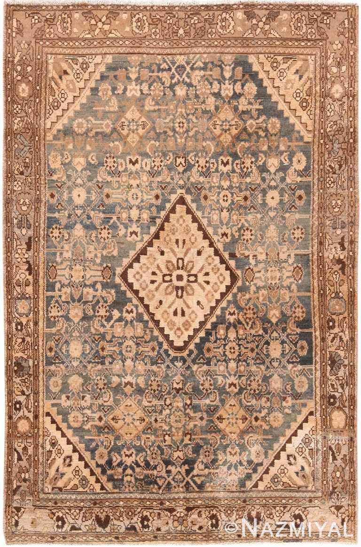 Antique Persian Malayer Rug 50643 by Nazmiyal NYC