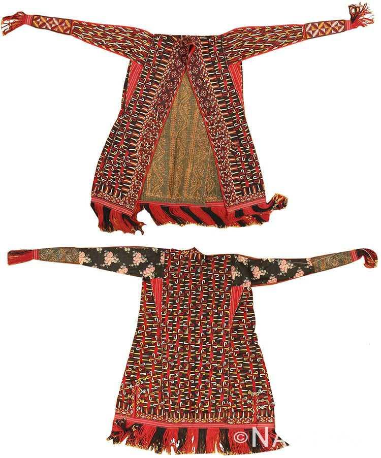 Antique Gashgai / Qashqai Persian Overcoat #43930 by Nazmiyal Antique Rugs