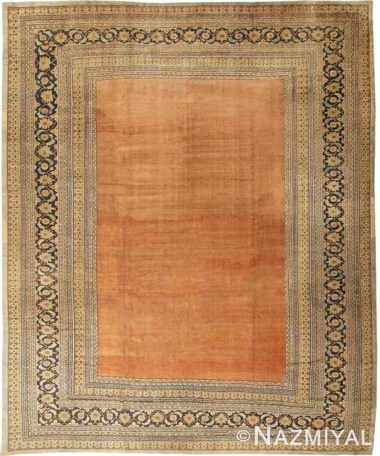 Antique Khorassan Persian Rug #40442 by Nazmiyal Antique Rugs