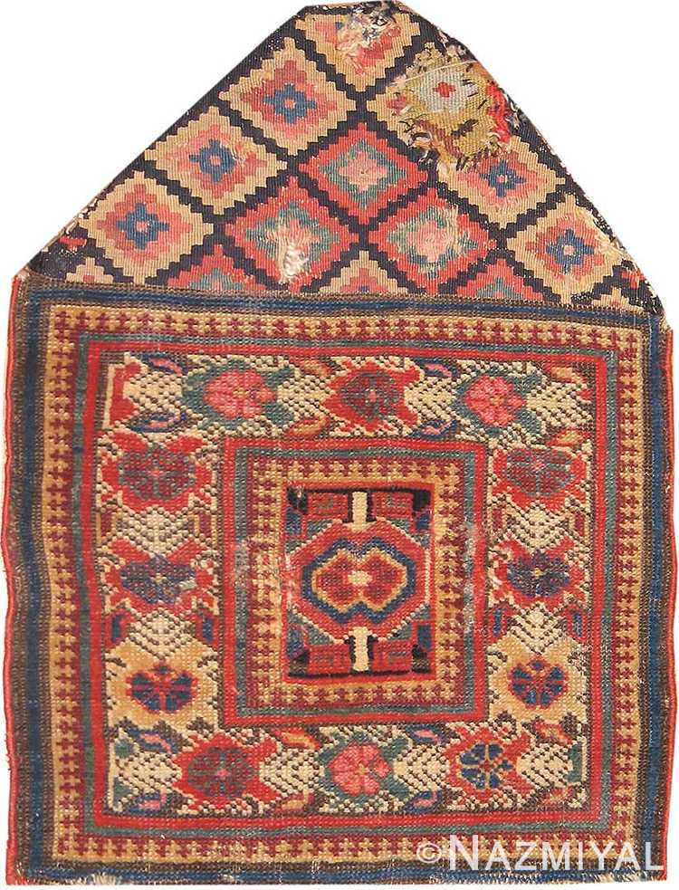Antique Persian Kurdish Bag #2203 by Nazmiyal Antique Rugs