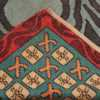 Weave Of Geometric Antique French Art Deco Rug 70735 by Nazmiyal NYC