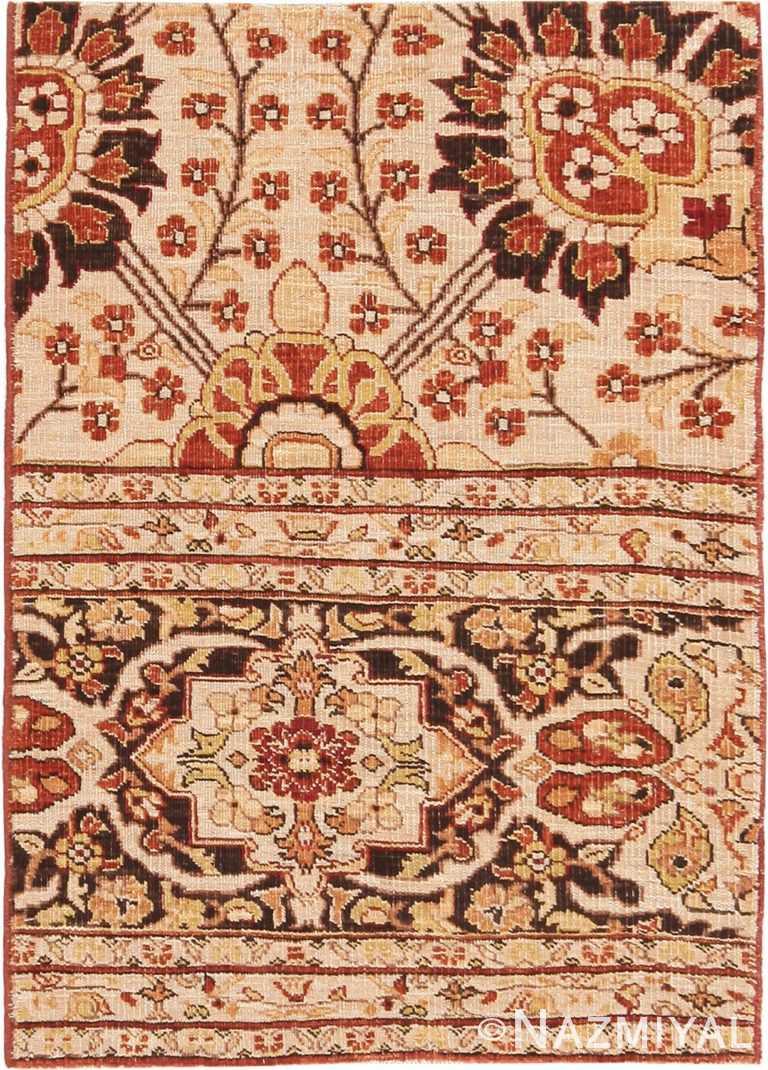 Modern Custom Persian Tabriz Haji Jalili Rug Sample #60538 by Nazmiyal Antique Rugs