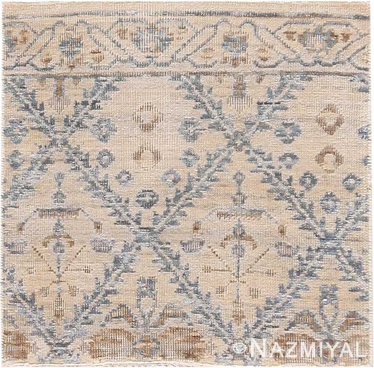 Custom Traditional Oriental Area Rug Sample 60597 by Nazmiyal Antique Rugs