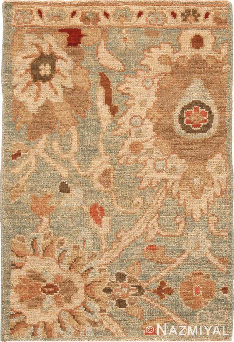 Modern Persian Sultanabad Oriental Area Rug Sample 60560 by Nazmiyal Antique Rugs